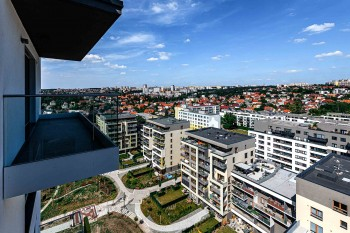 Rezidence Modřanka is the second BREEAM-certified residential project in the Czech Republic